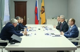 The Governor considered the issue of plant construction for the production of particleboard in the Penza region