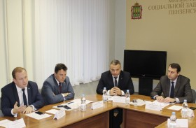 Irina Muravyova took part in the session of the State Public Council on the training of qualified personnel at the Government of the Penza region