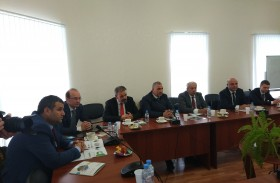 An official engagement with a delegation from Lebanon was held