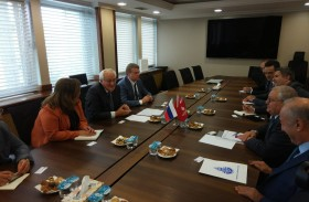 Representatives of the Penza Region Development Corporation arrived in Turkey on a state visit