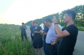 A working visit of Chinese investors and representatives of Penza Region Development Corporation was held.